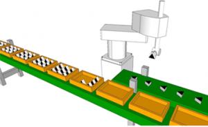 食品製造ソリューションのシステム構成イメージ