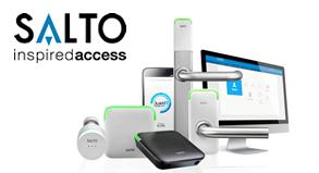 SALTO(セキュリティゲートソリューション)