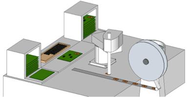 組み立て加工ソリューションシステム構成イメージ
