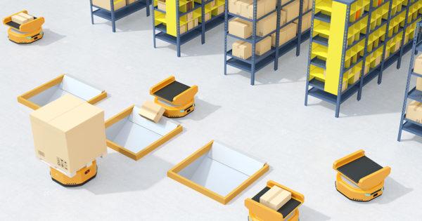 ロボット導入であなたの生産現場も スマートファクトリー
